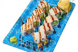 sushi take away plastic tray over white 029.jpg