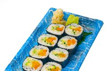 sushi take away plastic tray over white 034.jpg