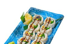 sushi take away plastic tray over white 033.jpg