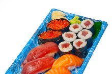 sushi take away plastic tray over white 035.jpg