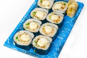 sushi take away plastic tray over white 036.jpg