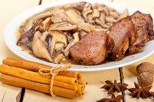 venison deer  filet tenderloin with wild mushrooms 041.jpg