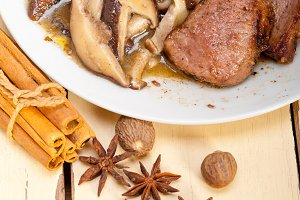 venison deer  filet tenderloin with wild mushrooms 043.jpg