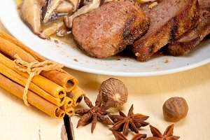 venison deer  filet tenderloin with wild mushrooms 051.jpg