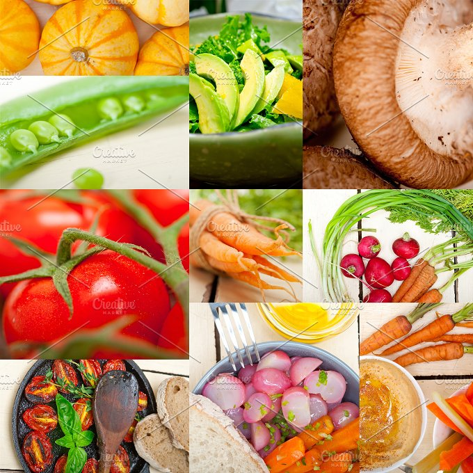 hearty vegetables collage 2.jpg - Food & Drink