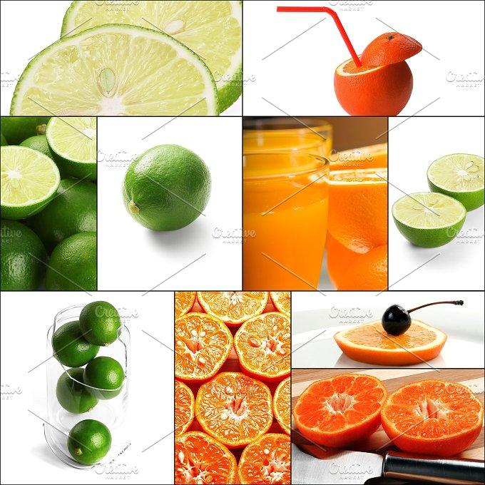 citrus collage 1.jpg - Food & Drink