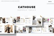Cathouse - Powerpoint Template