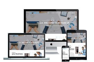 AT Raise Up-Business Joomla Template