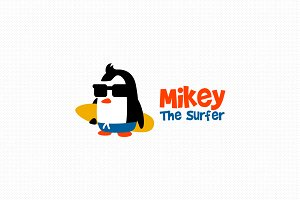MIkey the Surfer
