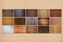 30 Wood Textures [50% OFF]