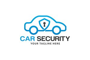 Car Security Logo