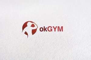 Premium GYM Logo Templates