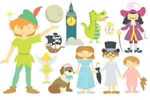 Peter Pan Clipart