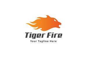 Fire Tiger Logo
