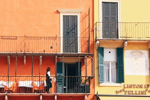 facades of europe - verona