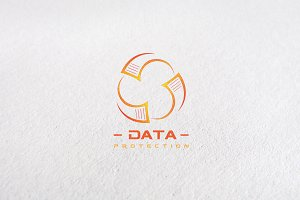 Premium Data Logo Templates