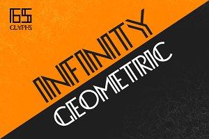 Infinity Geometric Font