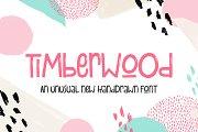 Timberwood Font