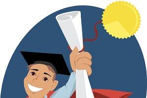 Super-graduate