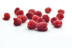 Fresh Delicious Raspberry