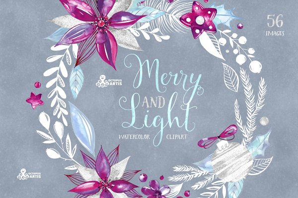 Merry and Light. Holiday collection