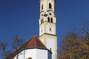 St. Nikolaus in Pfronten