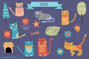 Cats!