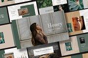 HONEY Lookbook - Powerpoint
