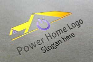 Power Home Logo