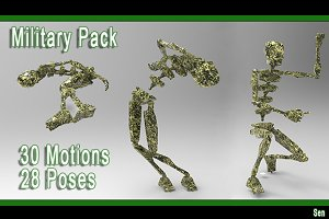 Military Animation Pack