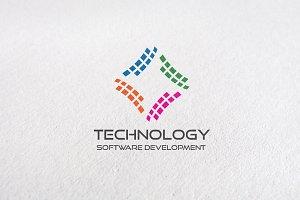 Premium Pixel Logo Templates