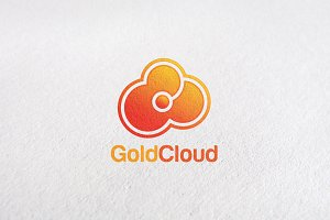 Premium Cloud Logo Templates