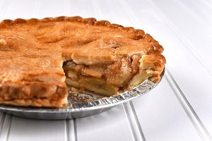 Apple Pie Slice Missing