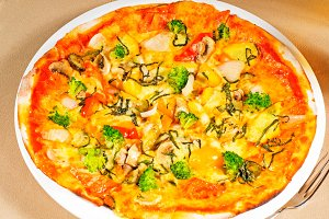 vegetables pizza  12.jpg