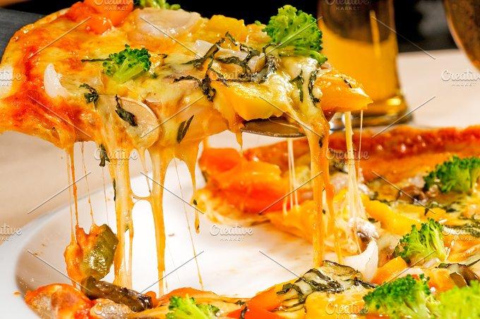 vegetables pizza 13.jpg - Food & Drink