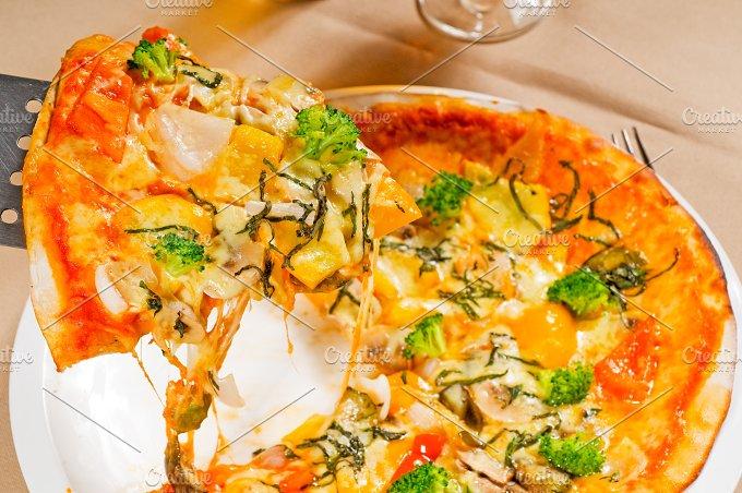 vegetables pizza 15.jpg - Food & Drink