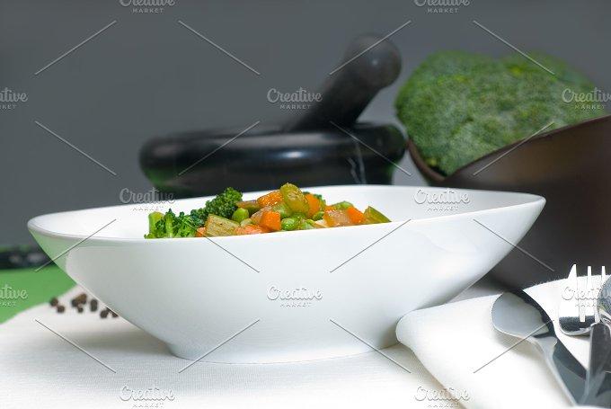 vegetables pasta 2.jpg - Food & Drink