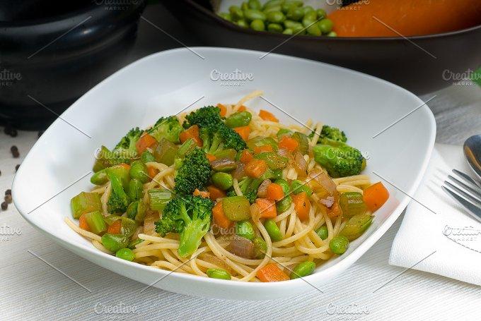 vegetables pasta 4.jpg - Food & Drink