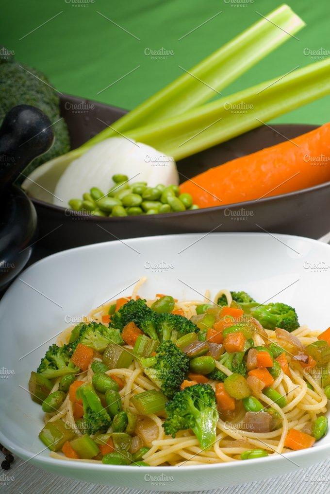 vegetables pasta 9.jpg - Food & Drink