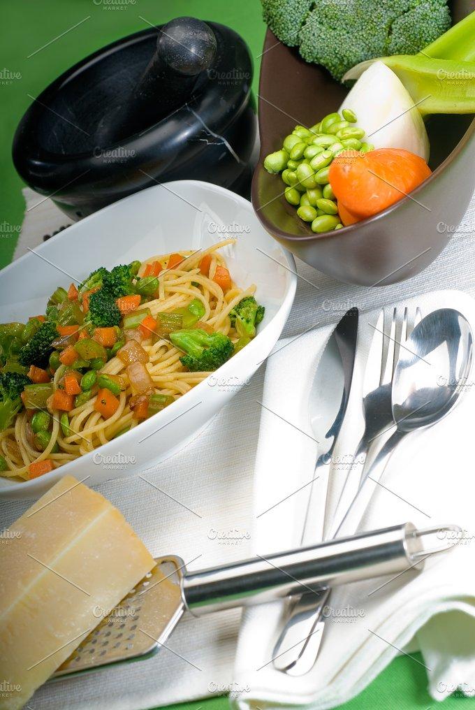 vegetables pasta 16.jpg - Food & Drink