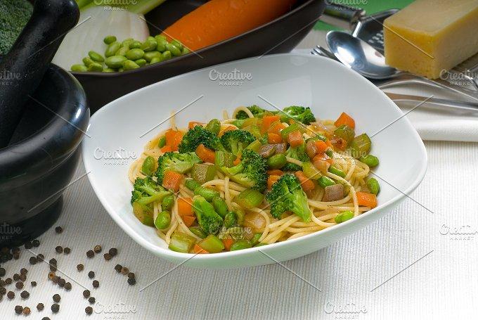 vegetables pasta 21.jpg - Food & Drink
