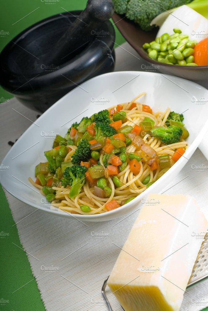 vegetables pasta 19.jpg - Food & Drink