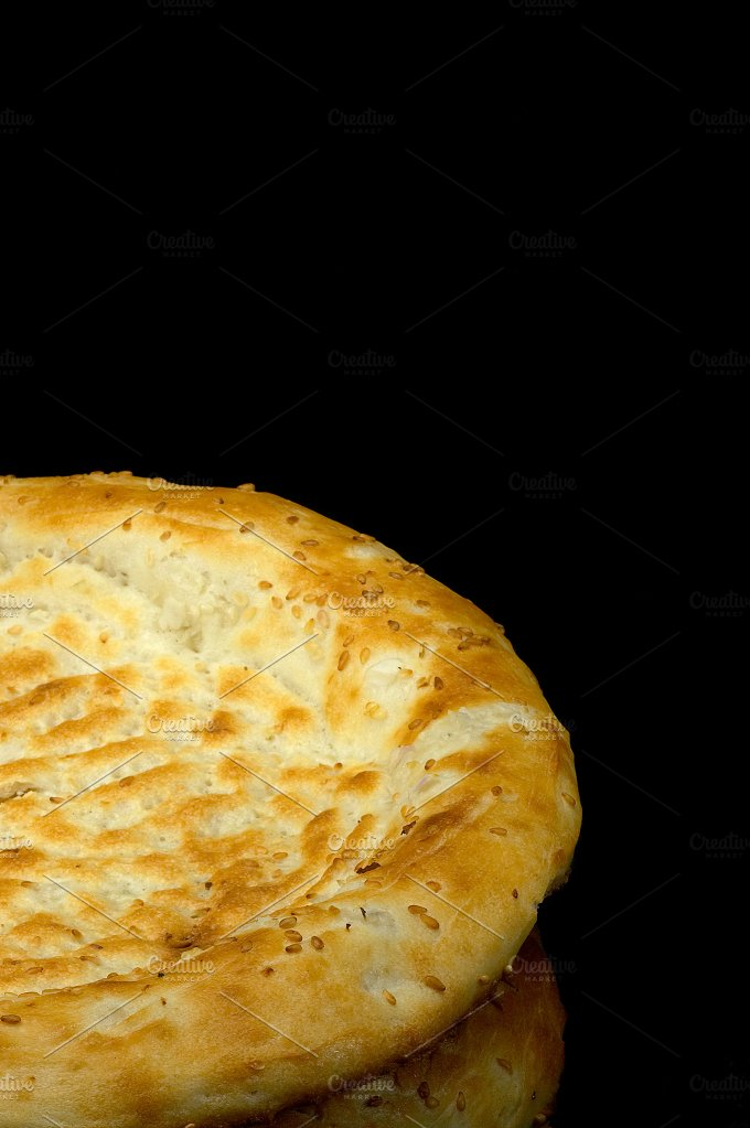 uzbek bread 6.jpg - Food & Drink
