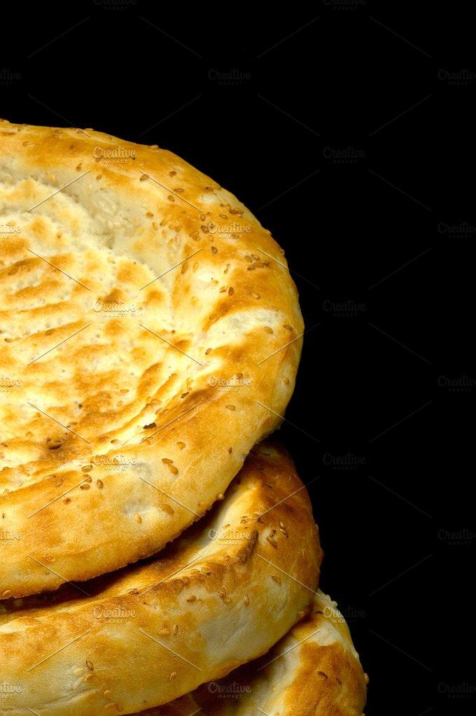 uzbek bread 11.jpg - Food & Drink