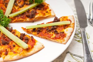 Turkish beef pizza pita 01.jpg