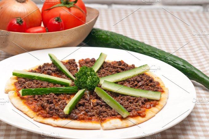 turkey beef pizza 09.jpg - Food & Drink