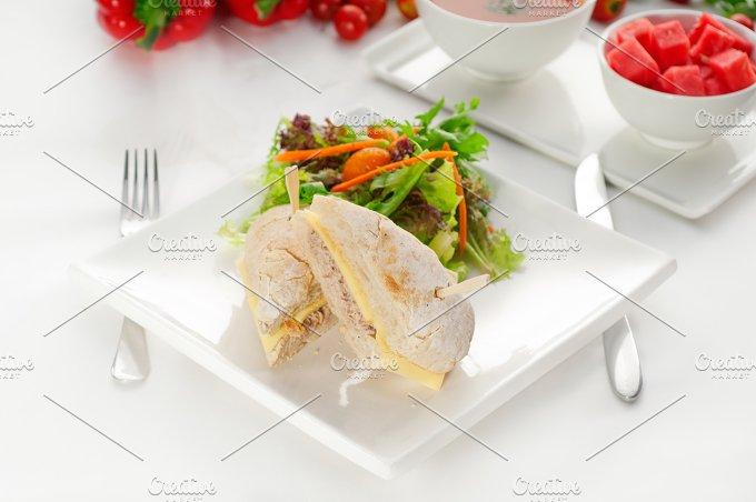 tuna and cheese sandwich 03.jpg - Food & Drink