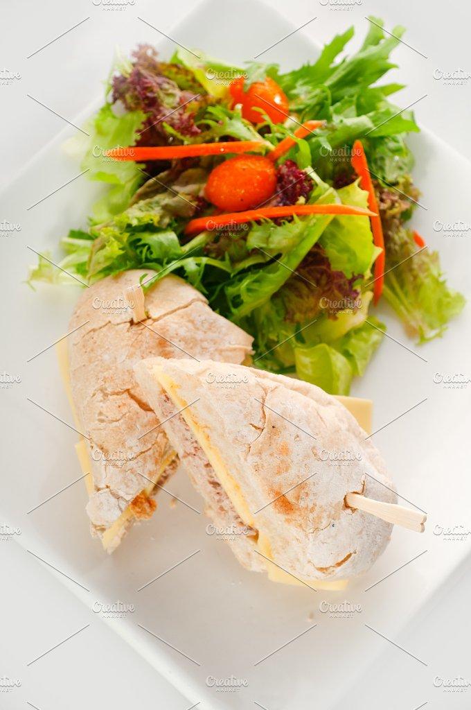 tuna and cheese sandwich 06.jpg - Food & Drink