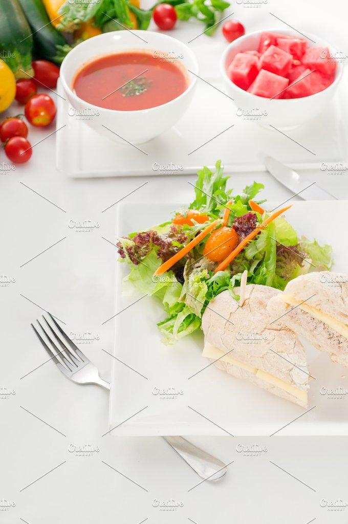 tuna and cheese sandwich 09.jpg - Food & Drink
