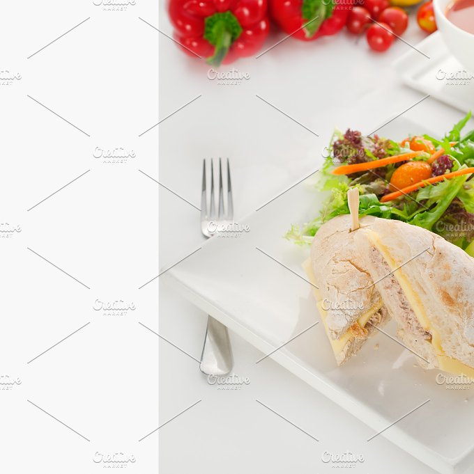 tuna and cheese sandwich 11.jpg - Food & Drink